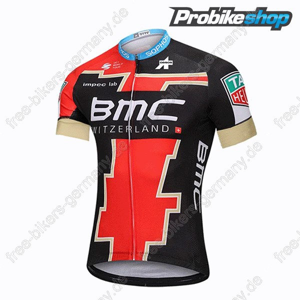 Profiteam 2018 BMC Team Trikot Kurzarm Outlet