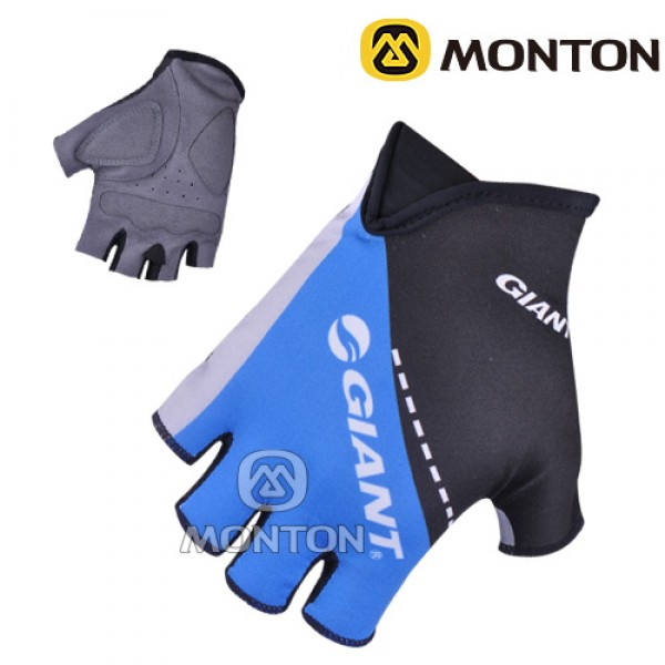 2011 GIANT team half finger gloves OTID458