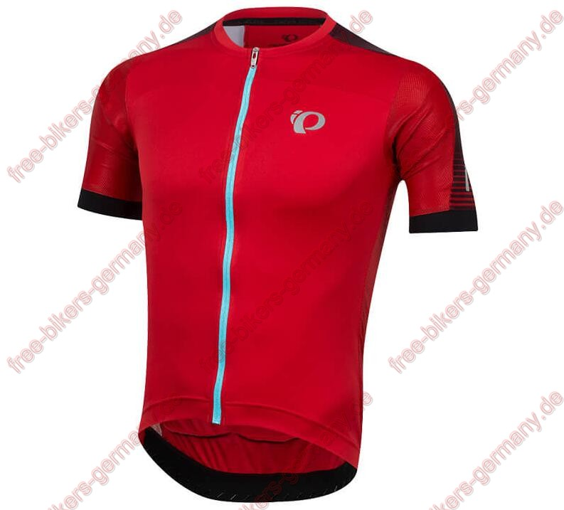 Radsport Pearl Izumi Elite Pursuit Speed rot Trikot Kurzarm